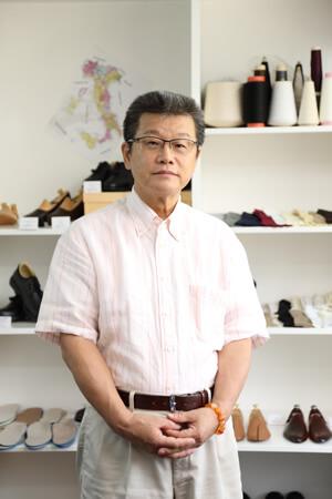 シューズ&フットケアアドバイザー/ファイブコンフォート 松藤 文男